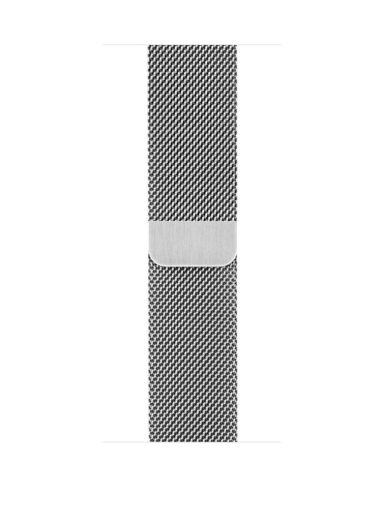 Refurbished Watch Gen 2 Series 2 42mm Stainless Steel - Milanese Loop MNPU2LL/A