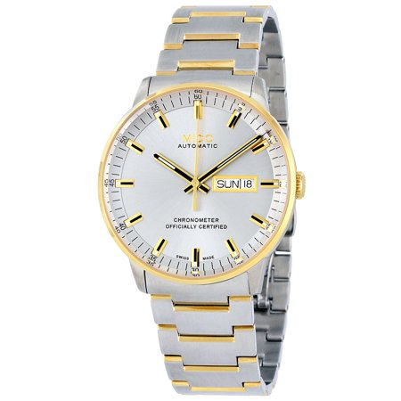 Commander II Automatic Silver Dial Mens Watch M021.431.22.071.00