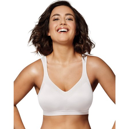 Playtex 18 Hour Active Breathable Comfort Wirefree Bra - 4159B