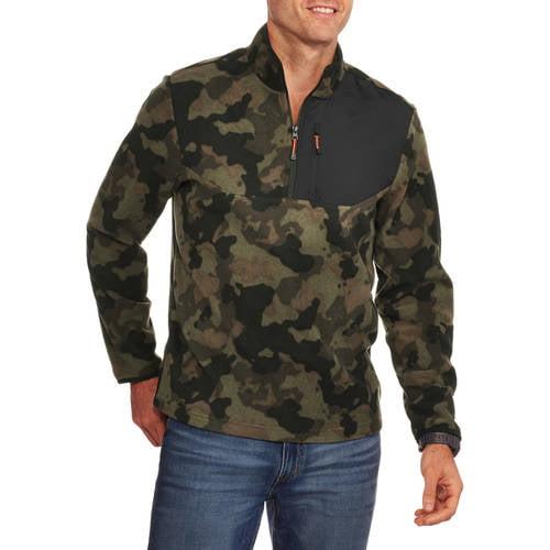 Starter Big Men's Winter 1 4 Zip Fleece Pullover by