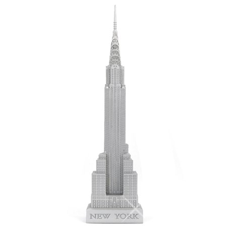 18-Inch Chrysler Building Statue