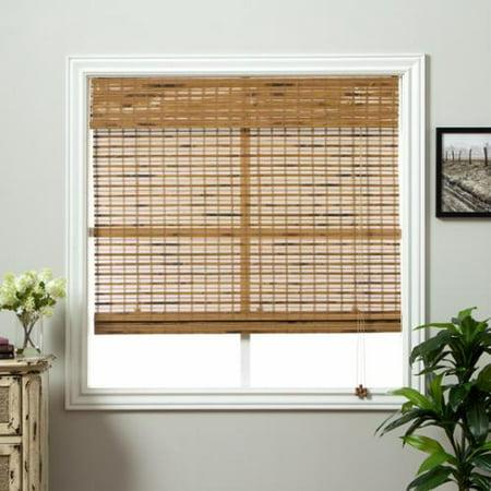 Dali Native Bamboo 74-inch Long Roman Shade 72 in. x 74 in.
