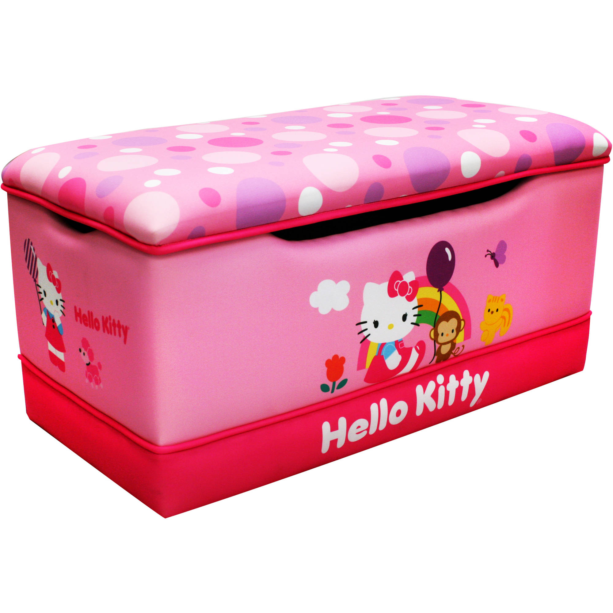 Hello Kitty Balloon Deluxe Toy Box