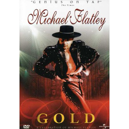 Michael Flatley Riverdance Dvd (Michael Flatley: Gold (DVD))