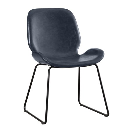 Marvelous Furniture Of America Vendell Dark Gray Armless Bucket Accent Chair Ncnpc Chair Design For Home Ncnpcorg