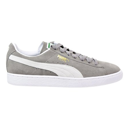 Puma Suede Classic Men's Sneakers Steeple Gray-White352634-66 (10.5 D(M)