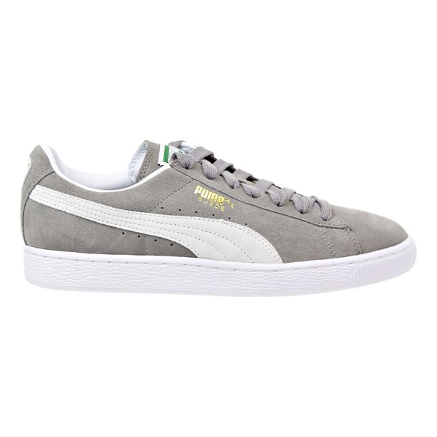 Puma Suede Classic Men's Sneakers Steeple Gray-White352634-66 (11.5 D(M) US)