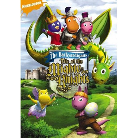 The Backyardigans: Tale Of The Mighty Knights - Backyardigans Halloween Movie
