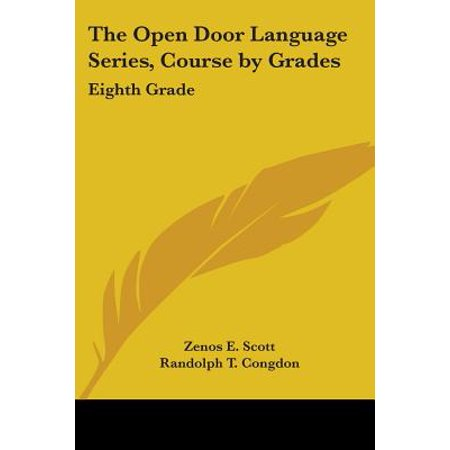 The Open Door Language Series, Course by Grades : Eighth Grade