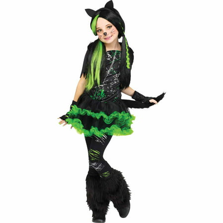 Kool Kat Halloween Costume (Fun World Kool Kat Child Halloween)