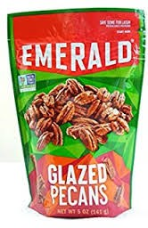 Emerald Glazed Pecans, 5 Oz by Diamond Foods, Inc