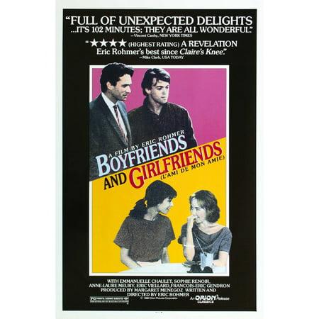 Boyfriends and Girlfriends POSTER Movie Mini - Girlfriend And Boyfriend Halloween Costumes