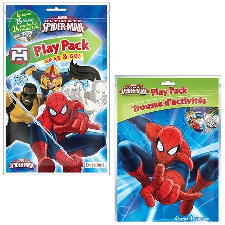 Ultimate SpiderMan Playpack(1)