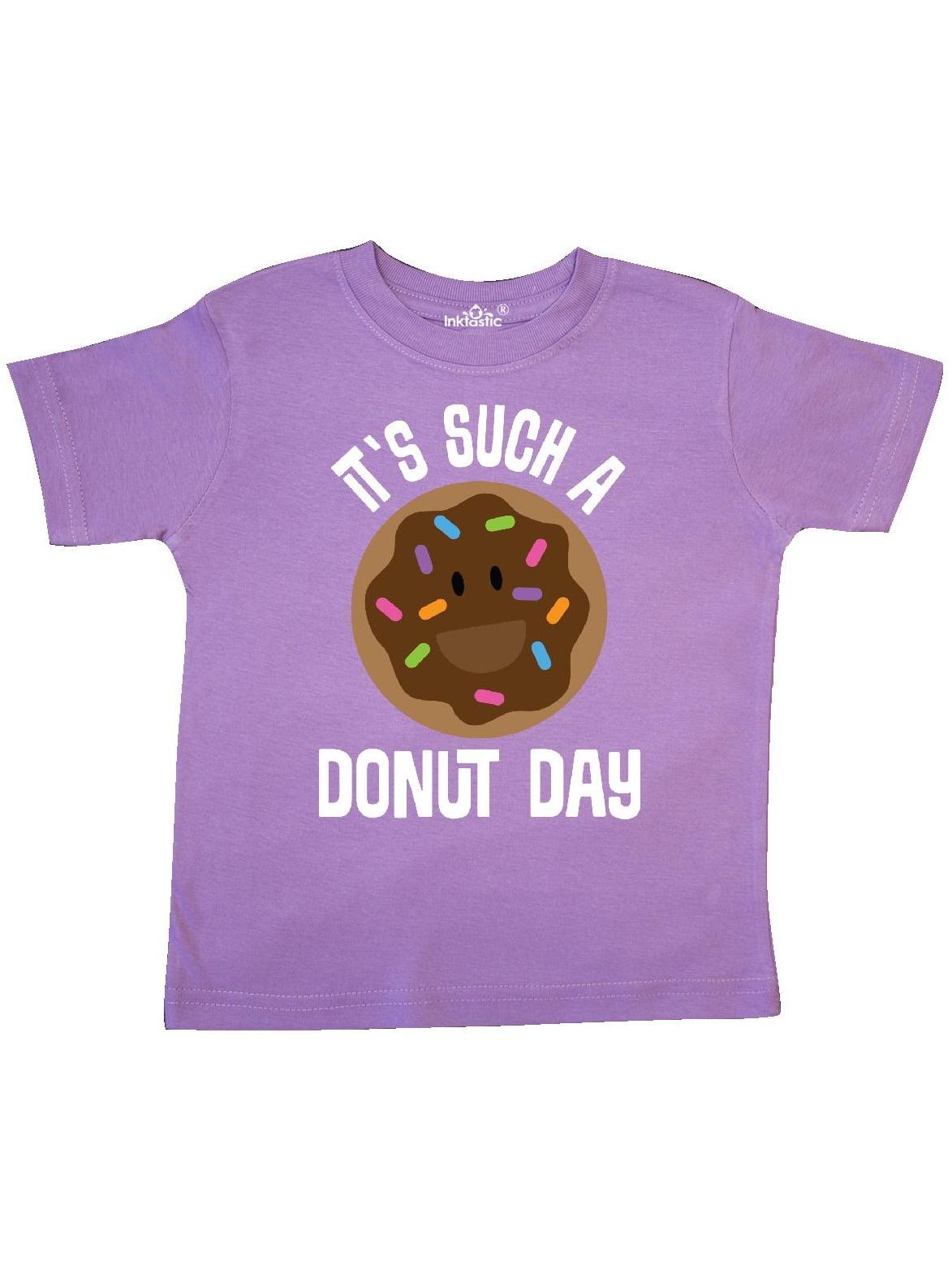 Donut Lover Doughnut Day Toddler T-Shirt