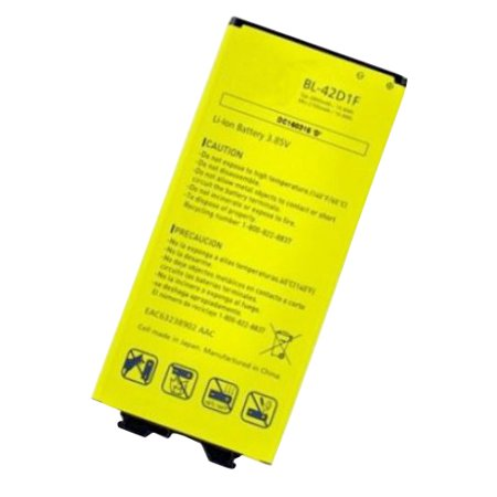 LG G5 Replacement Battery BL-42D1F 2800mAh High Capacity Compatible  Rechargeable Cell Phone Part