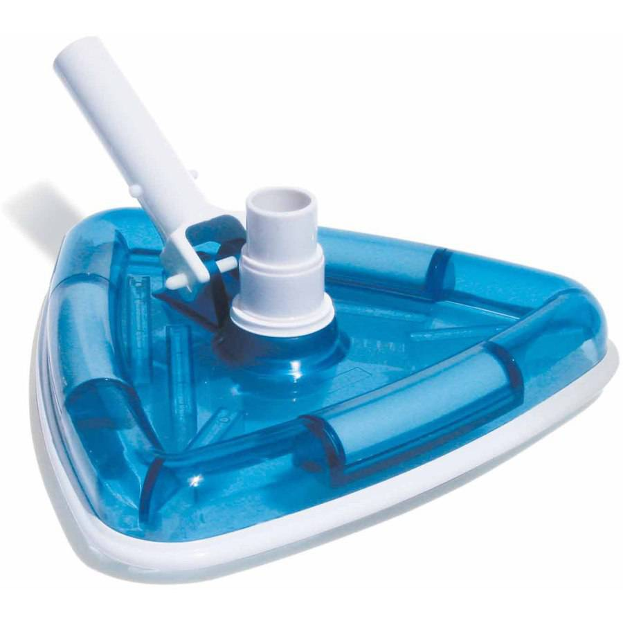 Poolmaster Classic Clear-View Triangle Vinyl Liner Vacuum