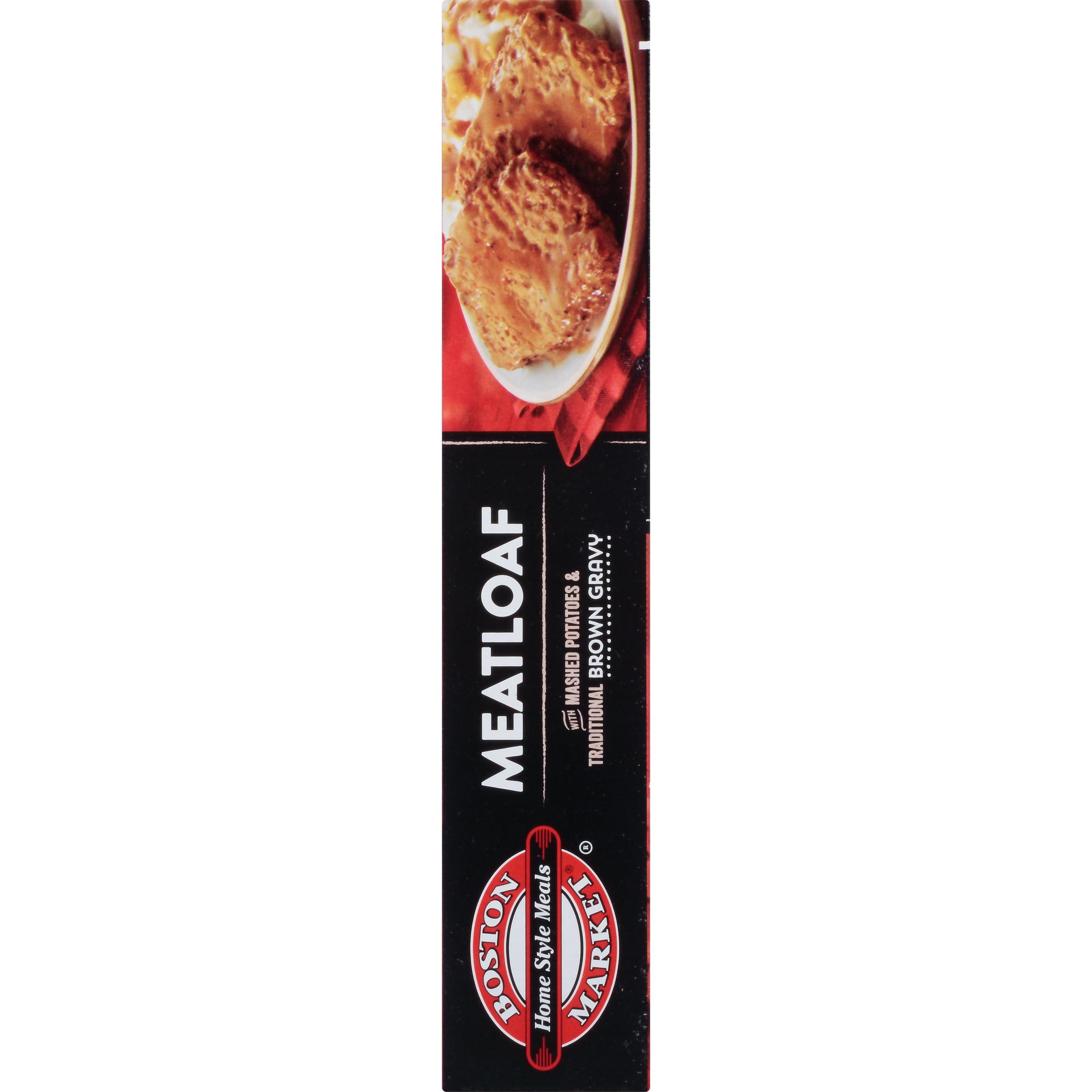 Boston Market® Home Style Meals Meatloaf 14 oz. Box - Walmart.com