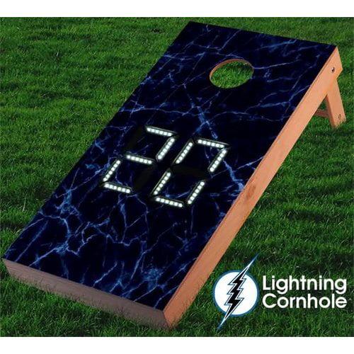 Lightning Cornhole Electronic Scoring Cornhole Board