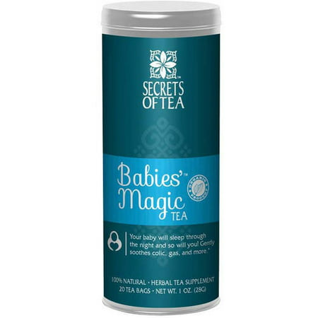 Baby colic   Baby will sleep through the night and so will you  Babies   Magic Tea is a must have for every mom - Walmart.com a91620580