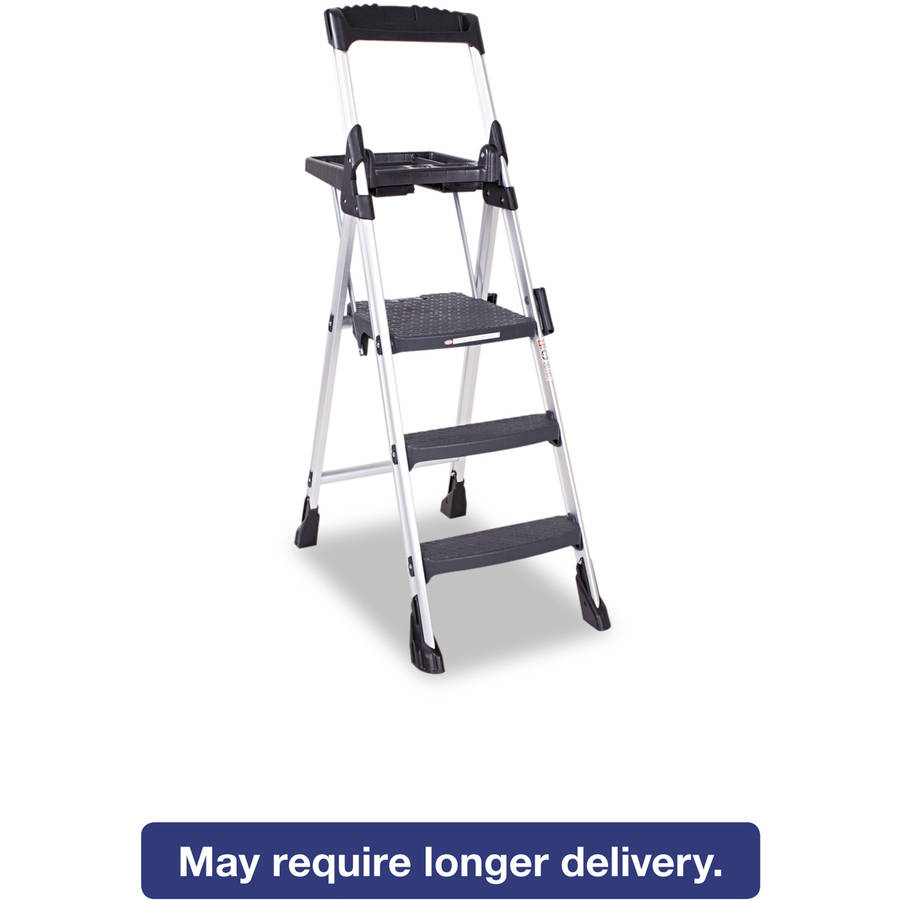 sc 1 st  Walmart & Rubbermaid Small Step Stool Black - Walmart.com islam-shia.org