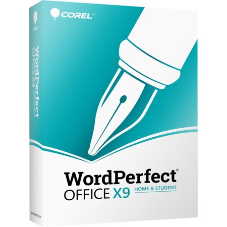 Corel WordPerfect Office X9 – Home & Student Edition, Download (Voice Editing Software)