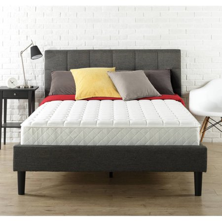 Slumber 1   8 Spring Mattress In A Box  Multiple Sizes