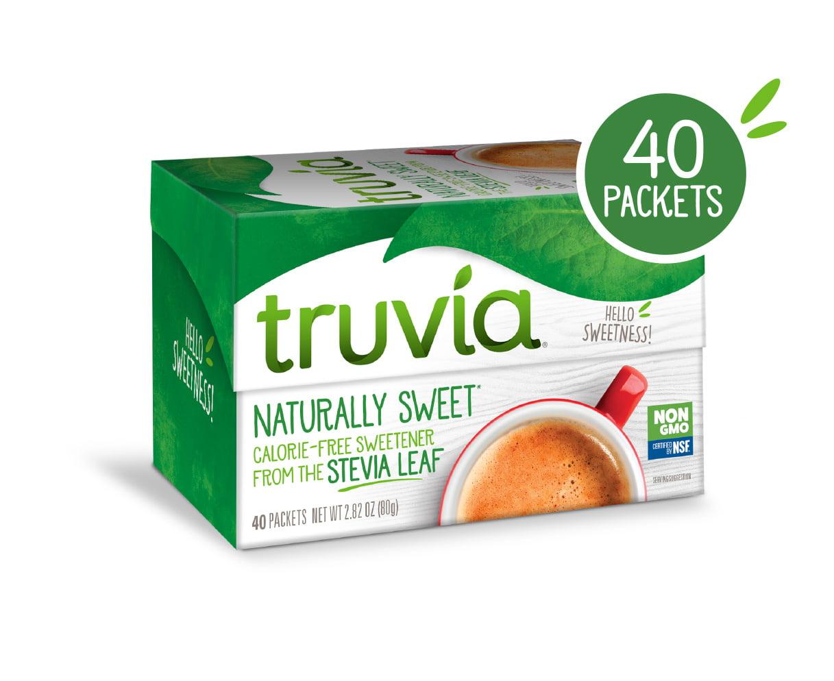 Truvia 40 Count Natural Sweetener