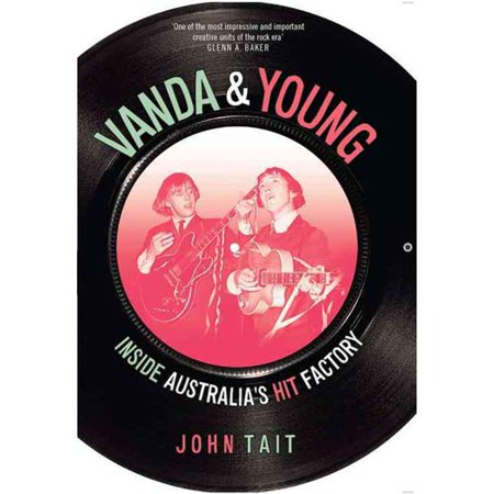 Vanda   Young  Inside Australias Hit Factory