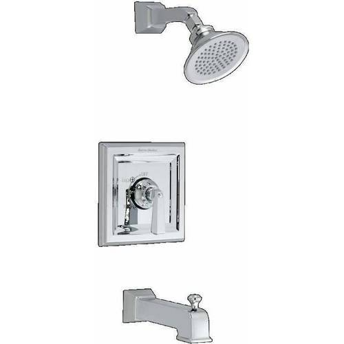 American Standard T555.502.002 Town Square Bath/Shower Trim Kit with Metal Lever Handle, Available in Various Colors