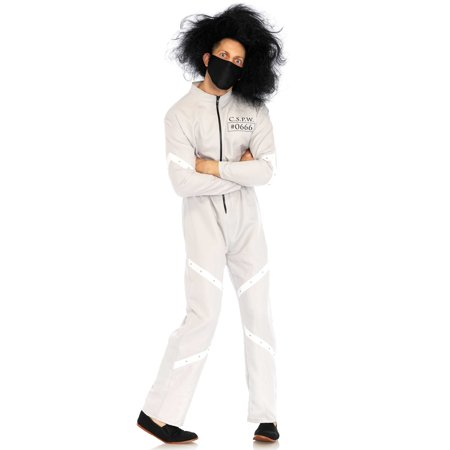 Leg Avenue Mens Straight Jacket Halloween Costume