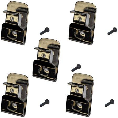 DeWalt Genuine OEM Replacement Belt Hooks for 20 Volt Max Tools, 5 Pack Belt Hooks # N068674-5PK - image 1 de 1