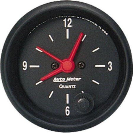 AutoMeter 2632 Z-Series (TM) Gauge Clock - image 1 of 2
