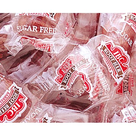 Sugar Free IBC Root Beer Barrels: 5 LBS - Root Beer Barrels