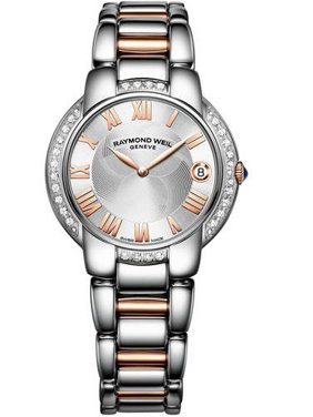 RAYMOND WEIL Jasmine Two-Tone Ladies Watch 5235-S5S-01658