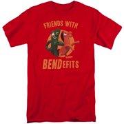 Gumby Bendefits Mens Big and Tall Shirt