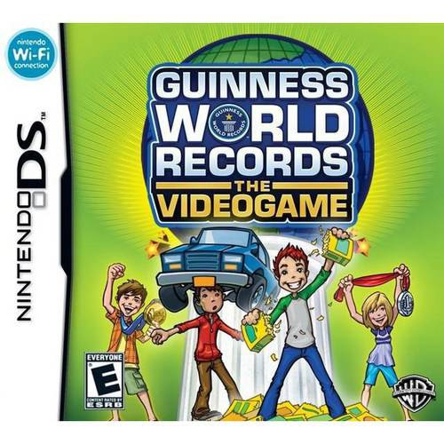 Guinness  World Records (DS) - Pre-Owned