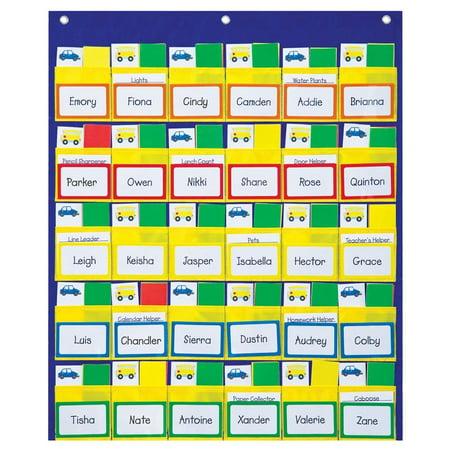Classroom Management Pocket Chart