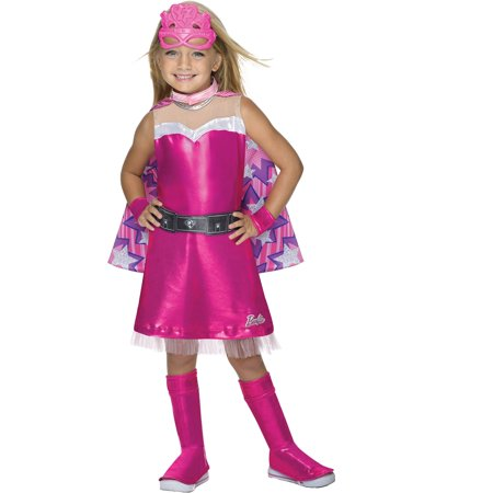 Barbie Deluxe Super Sparkle Costume for Kids - Barbie Ideas For Costumes