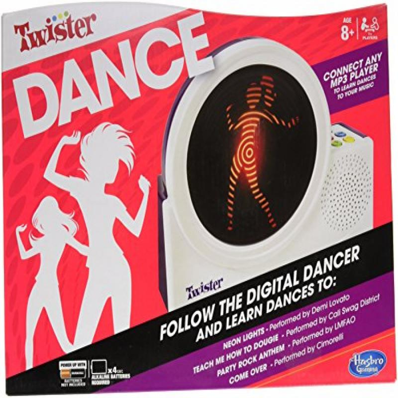 Hasbro Twister Dance Game by Hasbro by