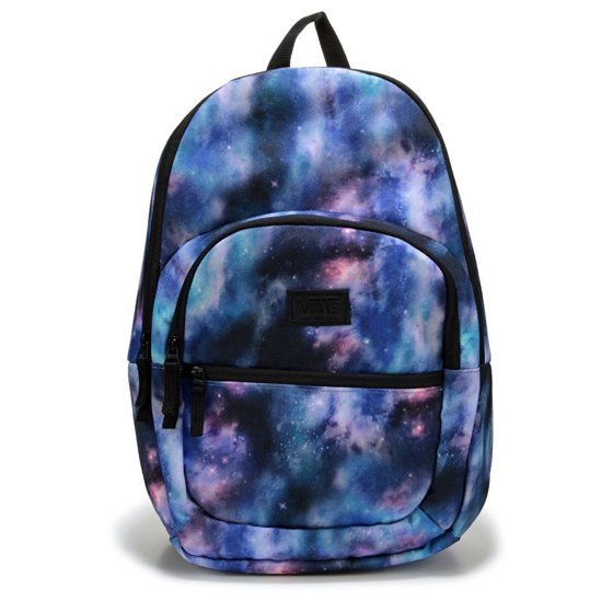 Vans Off The Wall Schooling Carry All Backpack-Galaxy