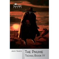 Tschai, Planet of Adventure: The Pnume (Series #4) (Paperback)