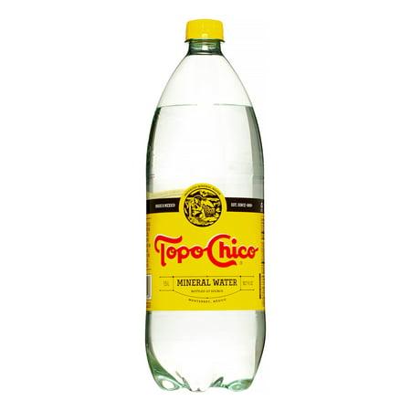 Topo Chico Mineral Water, 50.7 Fl Oz