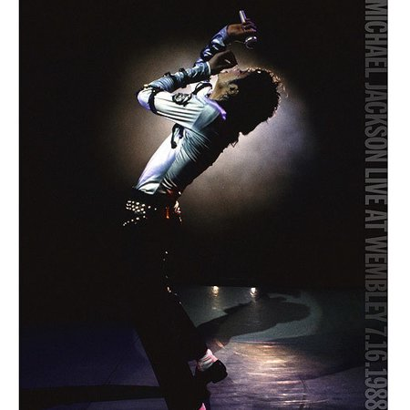 Michael Jackson Live at Wembley July 16 1988 for $<!---->