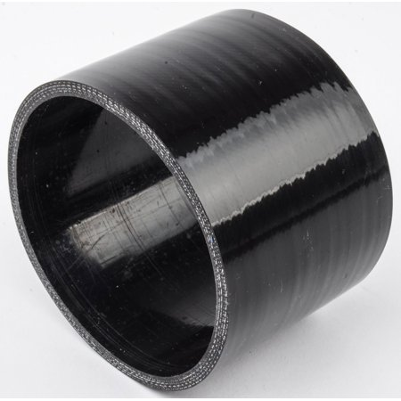 JEGS 56004 Straight Silicone Hose Connector