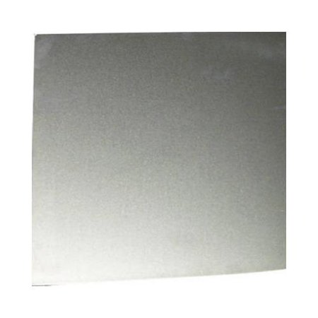 Steelworks Boltmaster 11488 Plain Aluminum Sheet, Mill Finish, 24 x 36-In., .020 Thick - Quantity 5