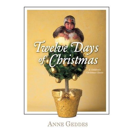 Anne Geddes Twelve Days of Christmas - eBook](Anne Geddes Halloween Babies)