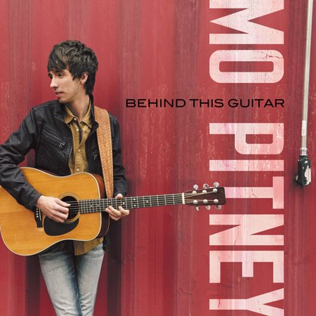 Mo Pitney   Behind This Guitar  Cd