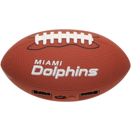 Miami Dolphins Football Cell Phone Charger - No Size ()