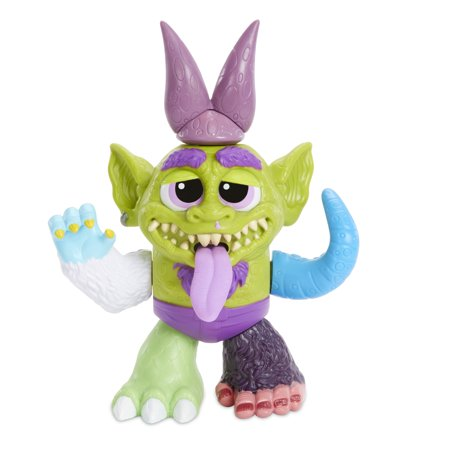 Crate Creatures Surprise KaBOOM Box – Gobbie Mix n Match Creature Figure