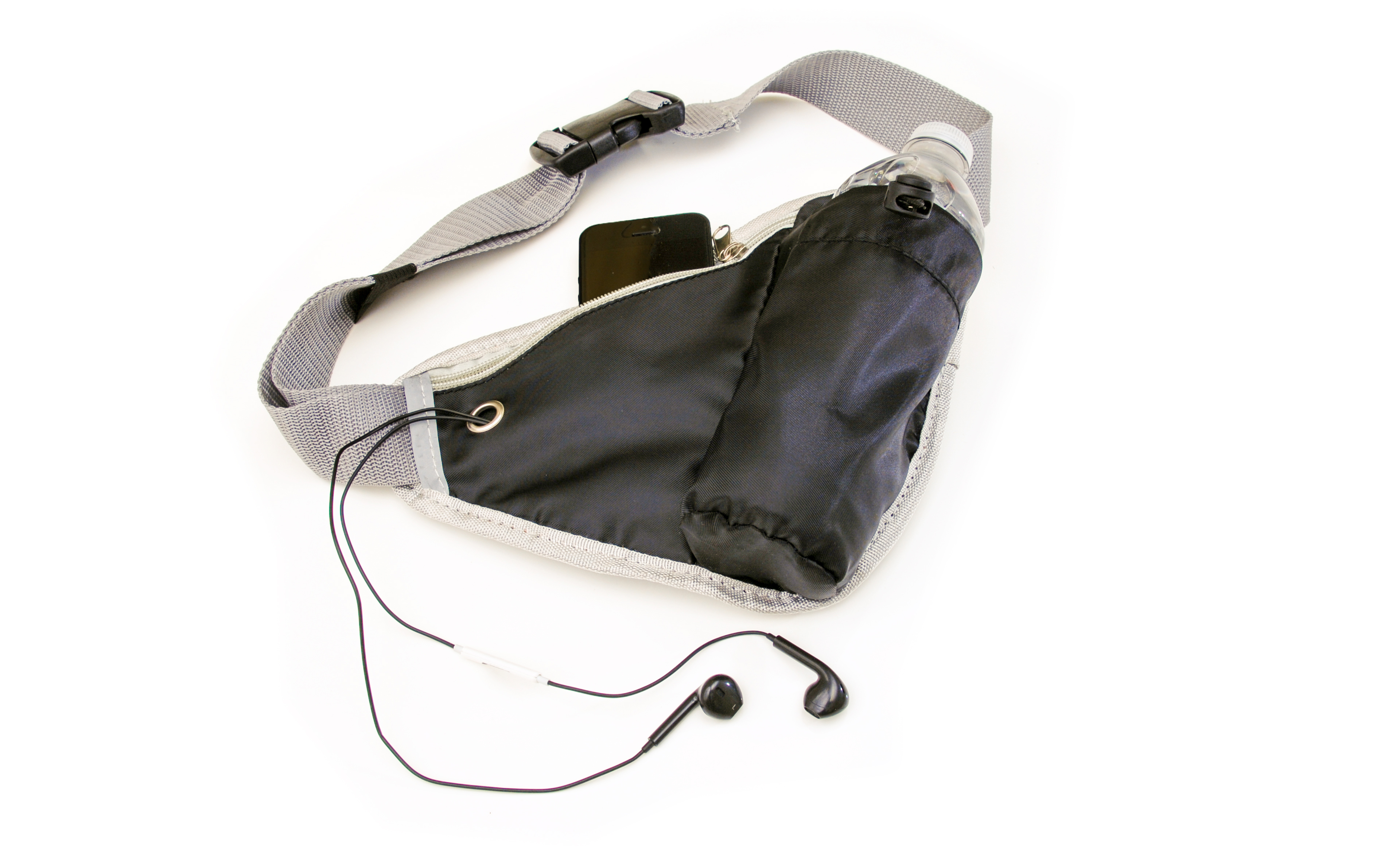 Hydration Belt Pack Black by Consumer Goods USA